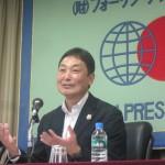 動画報告(プレス・ブリーフィング):「『イプシロン』の挑戦」(2013年10月1日)