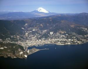 全景+富士山