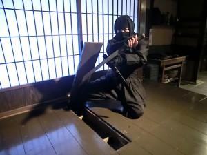 伊賀流忍者博物館(2)