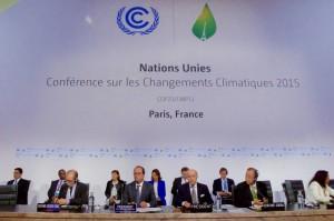 Conférence sur le climat (COP21) EParis