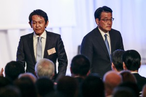 New opposition party launched in Japan