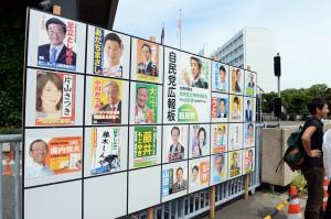 JAPAN-TOKYO-UPPER HOUSE ELECTION