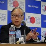 動画報告:2017年、日本の経済連携戦略の課題と展望(渡邊頼純・慶應義塾大学総合政策学部教授)