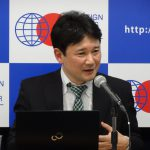 Video report: Present and Future of Japan-Russia in 2018  (Mr. Shinji Hyodo, Director, Regional Studies Department, The National Institute for Defense Studies)