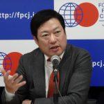 動画報告:2020年の日本外交のゆくえ(神保謙 慶應義塾大学 教授)