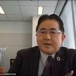 Video report: The Coronavirus Pandemic and the Japanese Economy (DIR Senior Executive Managing Director Mitsumaru Kumagai)