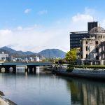 原爆投下から75年を迎えた広島、長崎