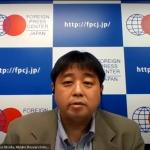 Video report: Will the Pandemic Prompt Regional Revitalization and Ease Overconcentration in Tokyo? (Mr. Yutaka Okada, Senior Economist, Mizuho Research Institute Ltd.)